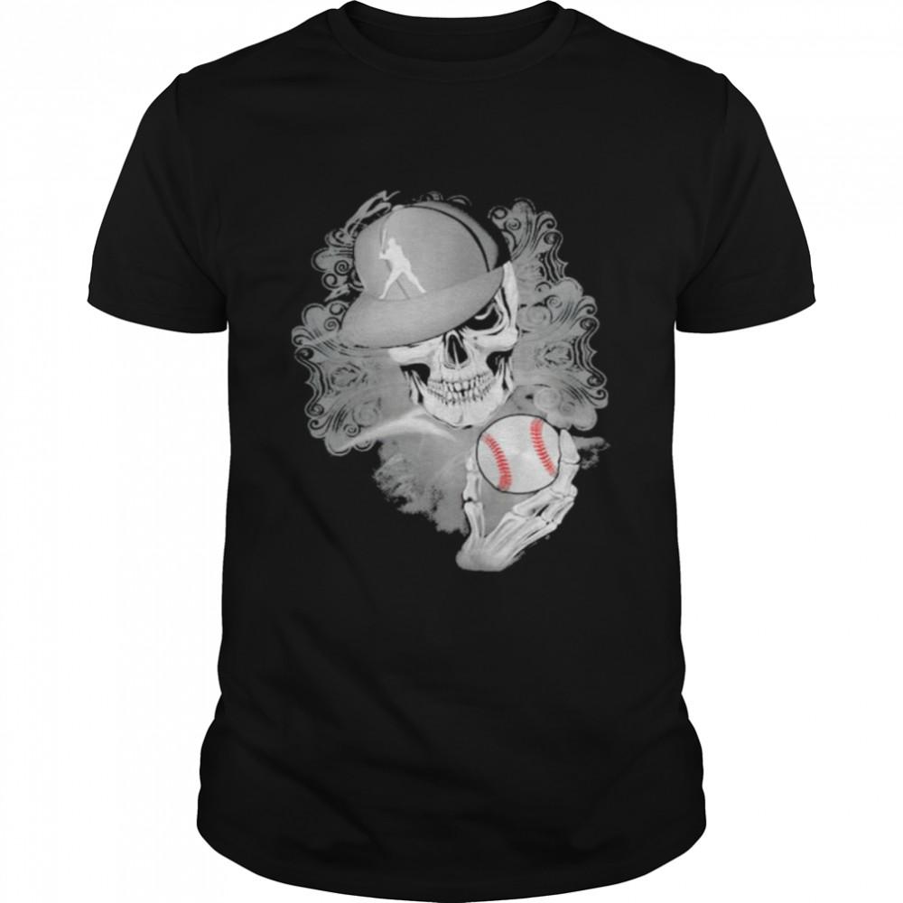Punisher Skull Baseball  Classic Men's T-shirt