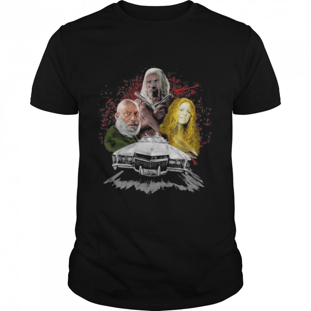 The Devil's Rejects Friends shirt Classic Men's T-shirt