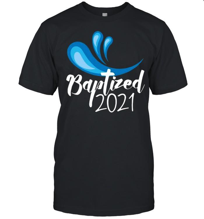 Baptized 2021 T-shirt Classic Men's T-shirt