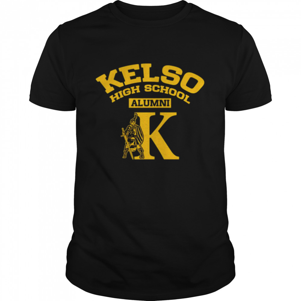 Kelso high school Alumni shirt Classic Men's T-shirt