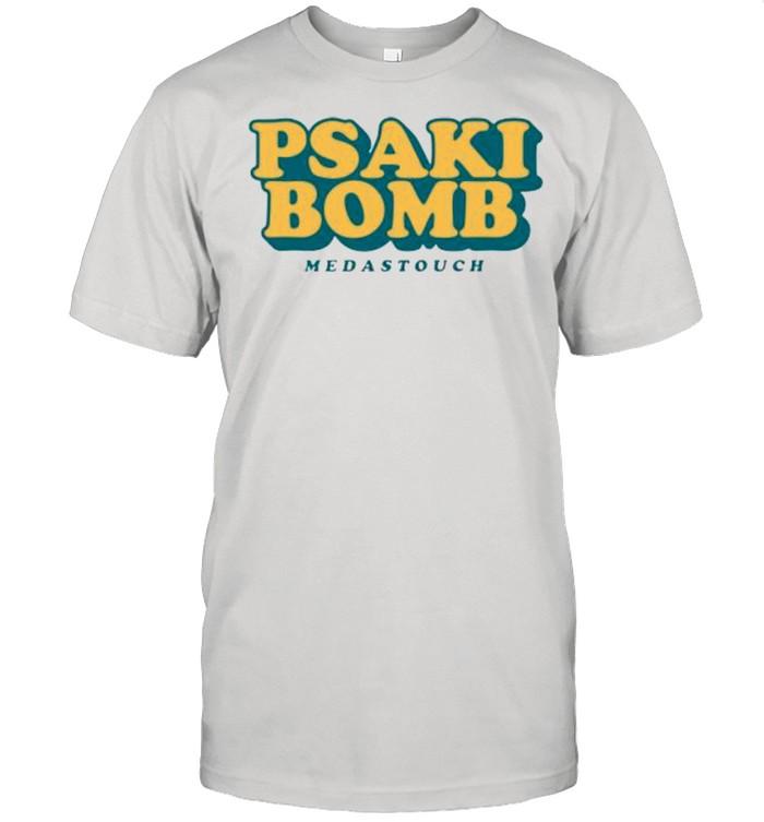 Psaki Bomb Meidastouch shirt Classic Men's T-shirt