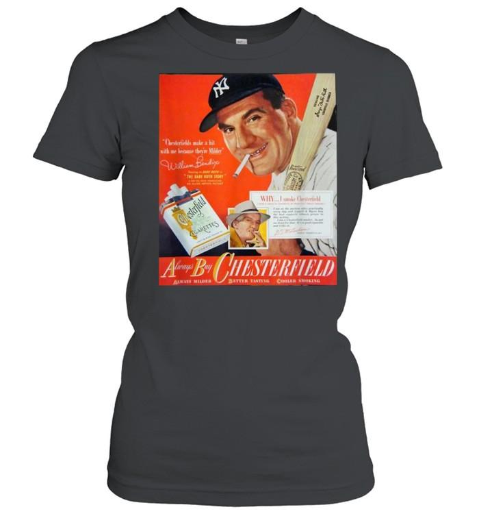 Chesterfield Football Club New York Yankees  Classic Women's T-shirt