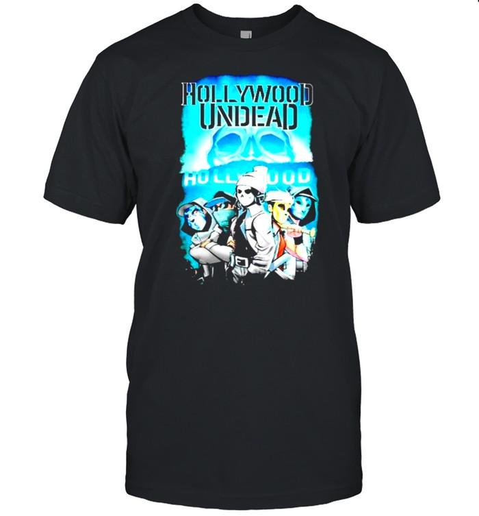 Hollywood undead shirt Classic Men's T-shirt
