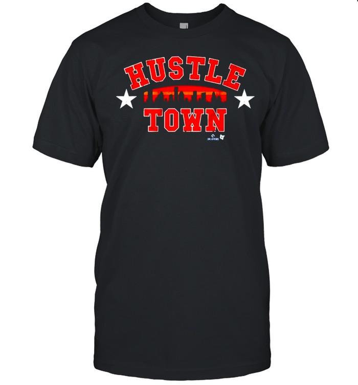 Hustle Town shirt Classic Men's T-shirt