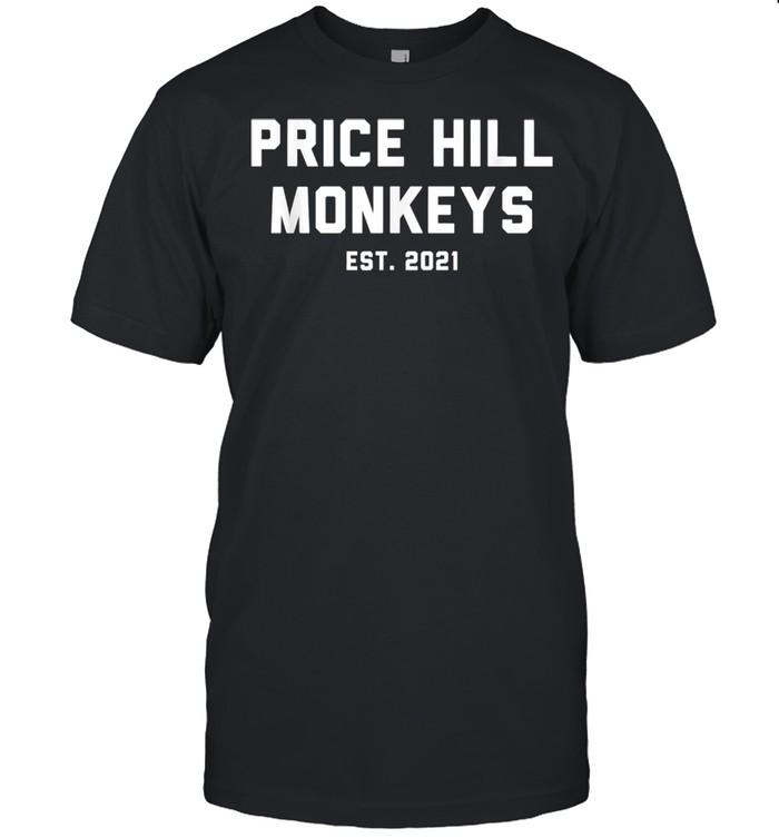 Price Hill Monkeys Cincinnati Monkey  Classic Men's T-shirt