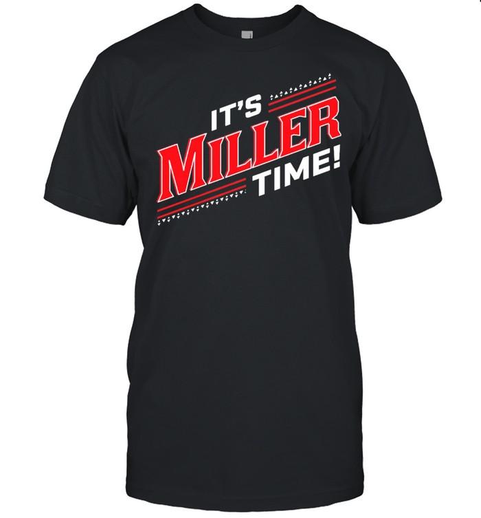 Its Miller Time Cincinnati shirt Classic Men's T-shirt