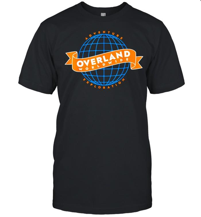 Overland Worldwide shirt Classic Men's T-shirt