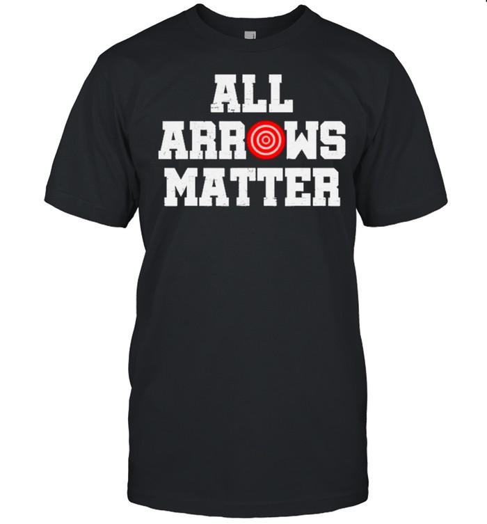 Hunting All Arrows Matter 2021 shirt Classic Men's T-shirt