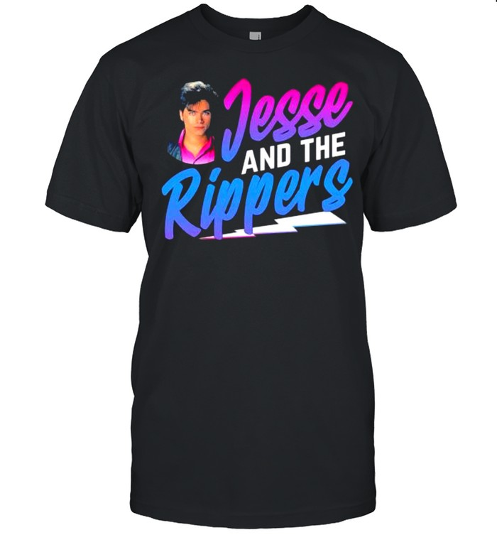 Jesse And The Rippers 2021 shirt Classic Men's T-shirt