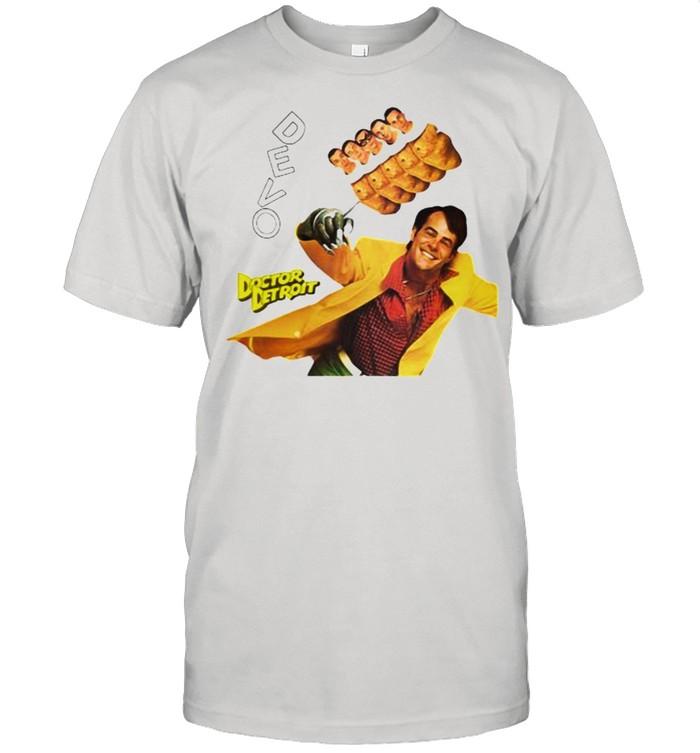 Devo doctor detroit shirt Classic Men's T-shirt