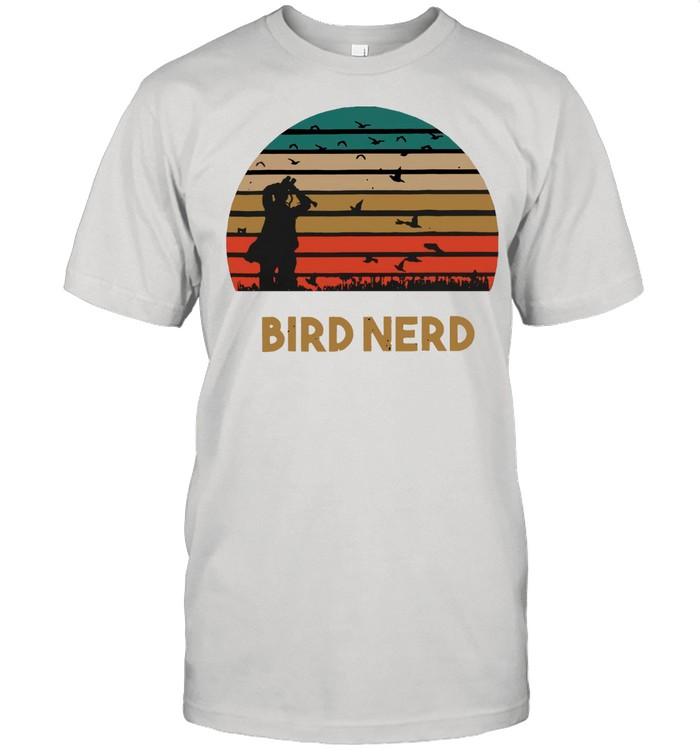 Bird Nerd shirt Classic Men's T-shirt