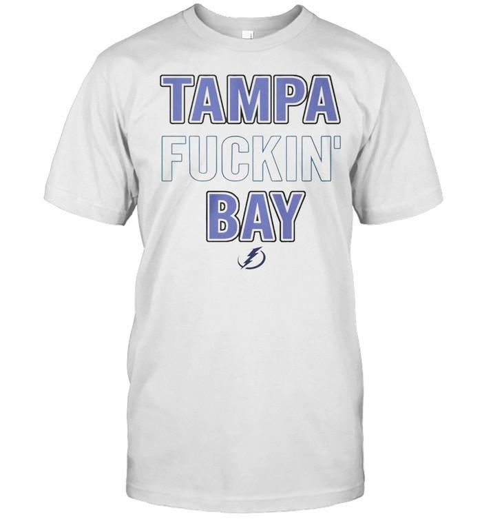 Tampa Fuckin Bay Tampa Bay Lightning shirt Classic Men's T-shirt