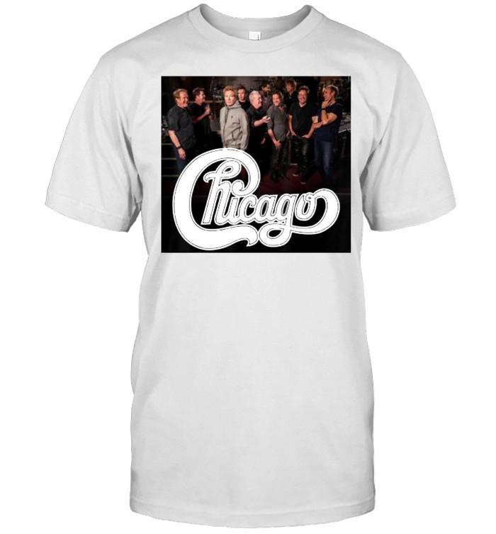 chicago 2021 concert tour T- Classic Men's T-shirt
