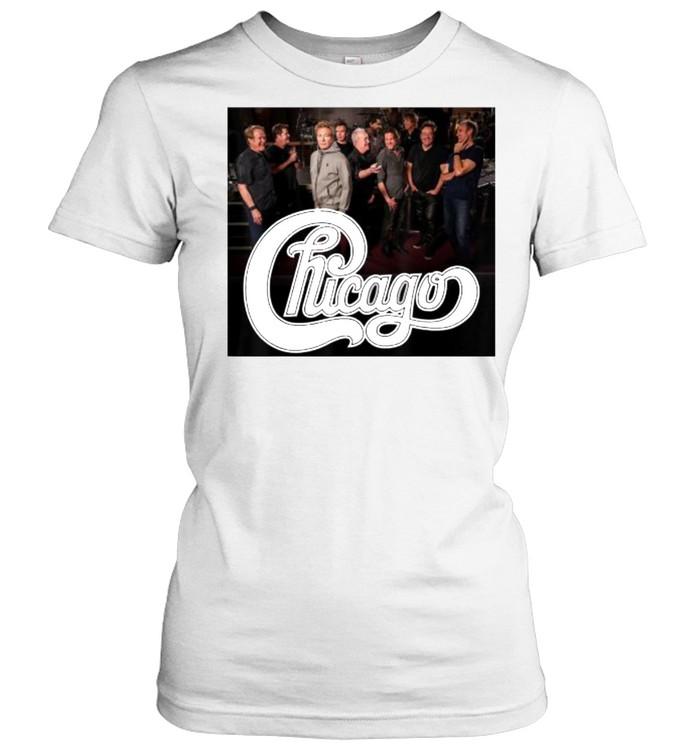 chicago 2021 concert tour t classic womens t shirt