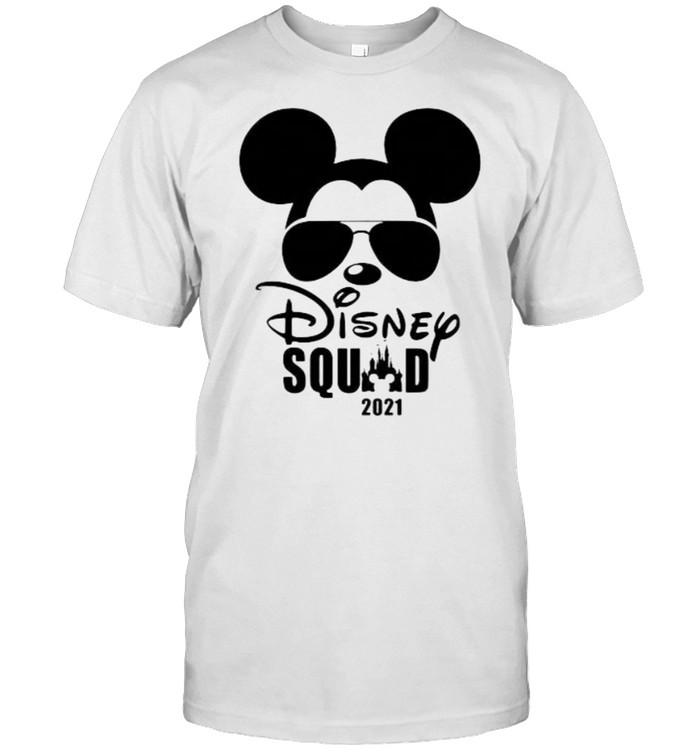 Disney Squad 2021 Mickey  Classic Men's T-shirt