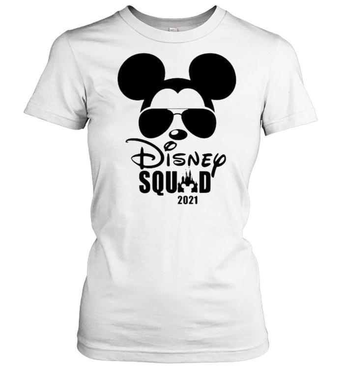 disney squad 2021 mickey classic womens t shirt