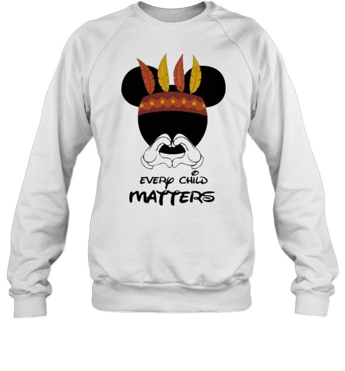 Every Child Matters Native Miskey  Unisex Sweatshirt