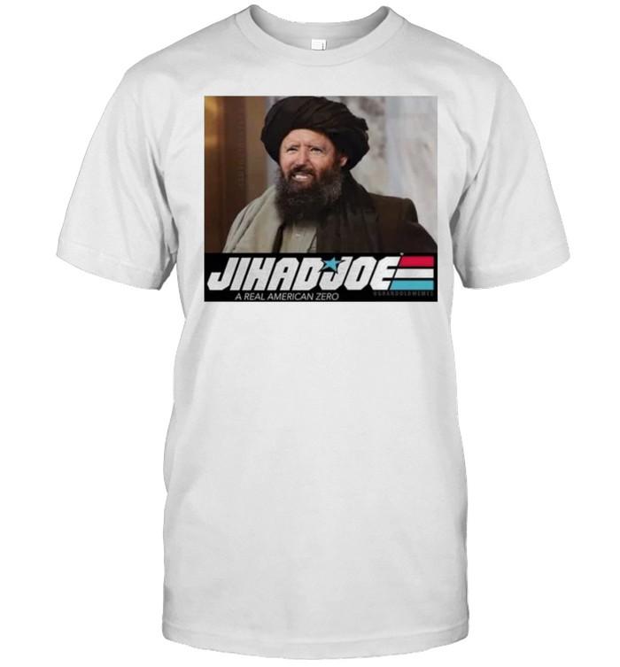 Jihad Joe a real American zero Taliban shirt Classic Men's T-shirt