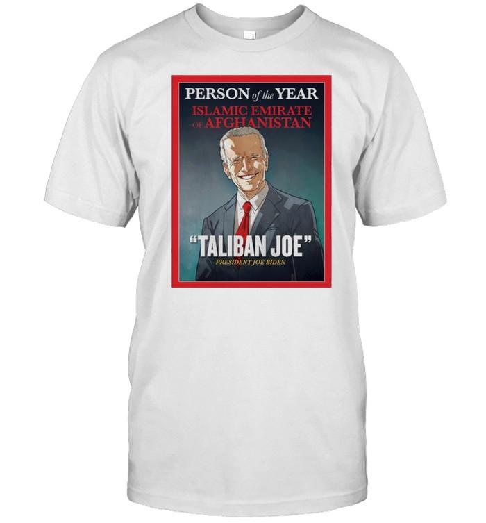 Person of the year islamic emirate of Afghanistan Taliban Joe shirt Classic Men's T-shirt