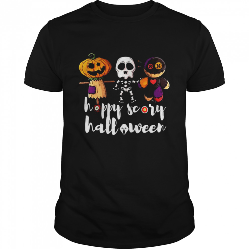 Happy Scary Halloween Costume Essential T-shirt Classic Men's T-shirt