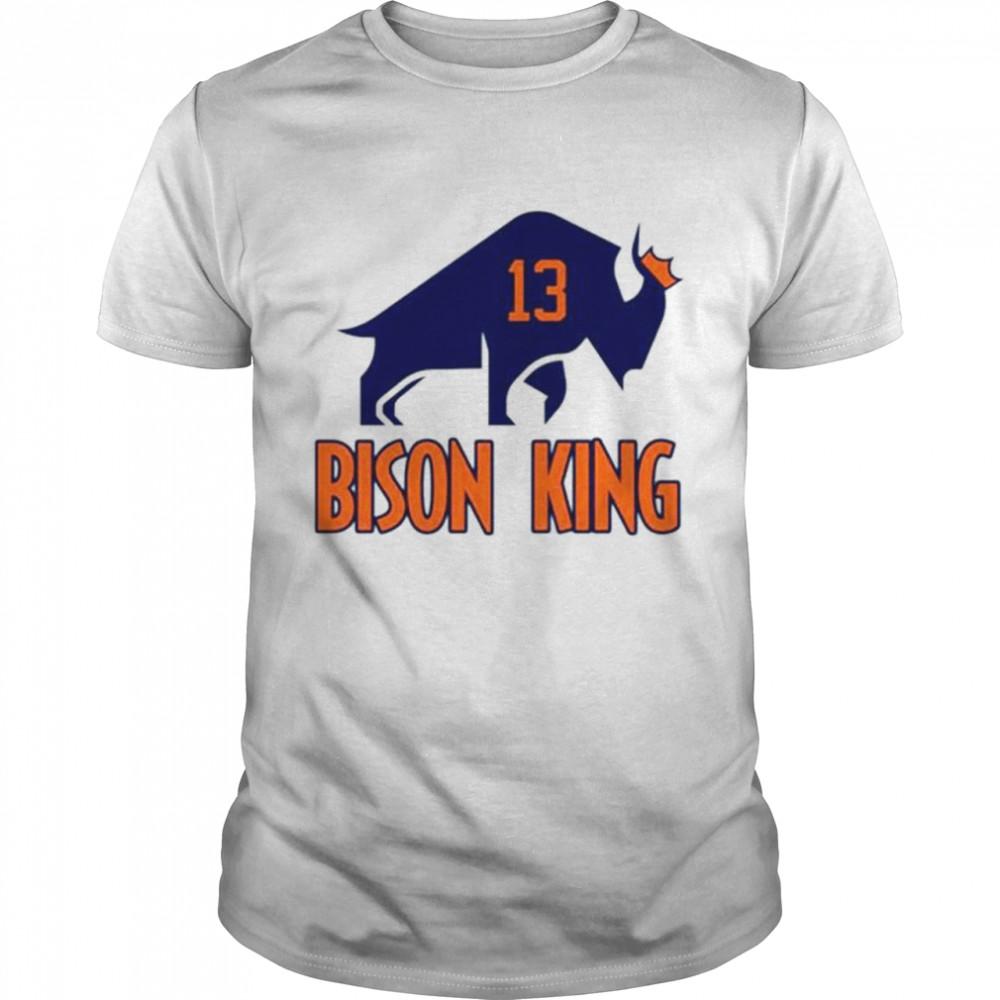 bison King Buffalo Bills shirt Classic Men's T-shirt