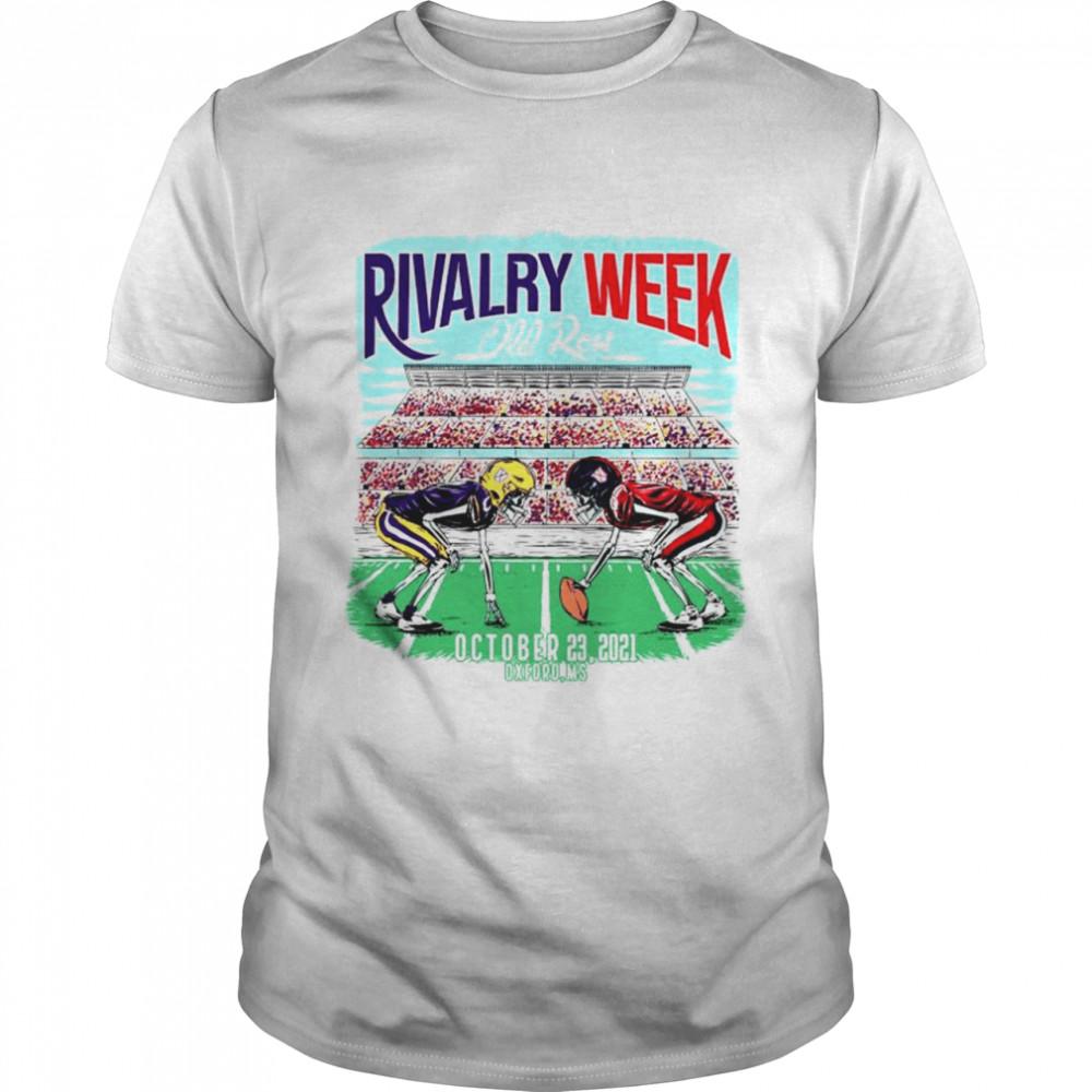 Nice the Magnolia Rivalry Week Old Row shirt Classic Men's T-shirt